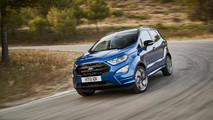 2018 Ford EcoSport (Euro-spec)
