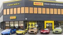 Pirelli P Zero Avrupa Mağazası