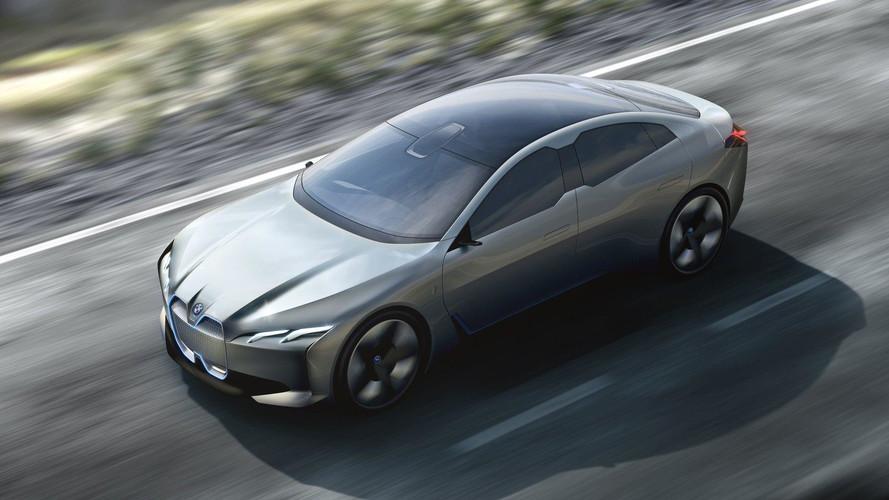 Genève 2018 - BMW annonce le lancement d'une berline i4