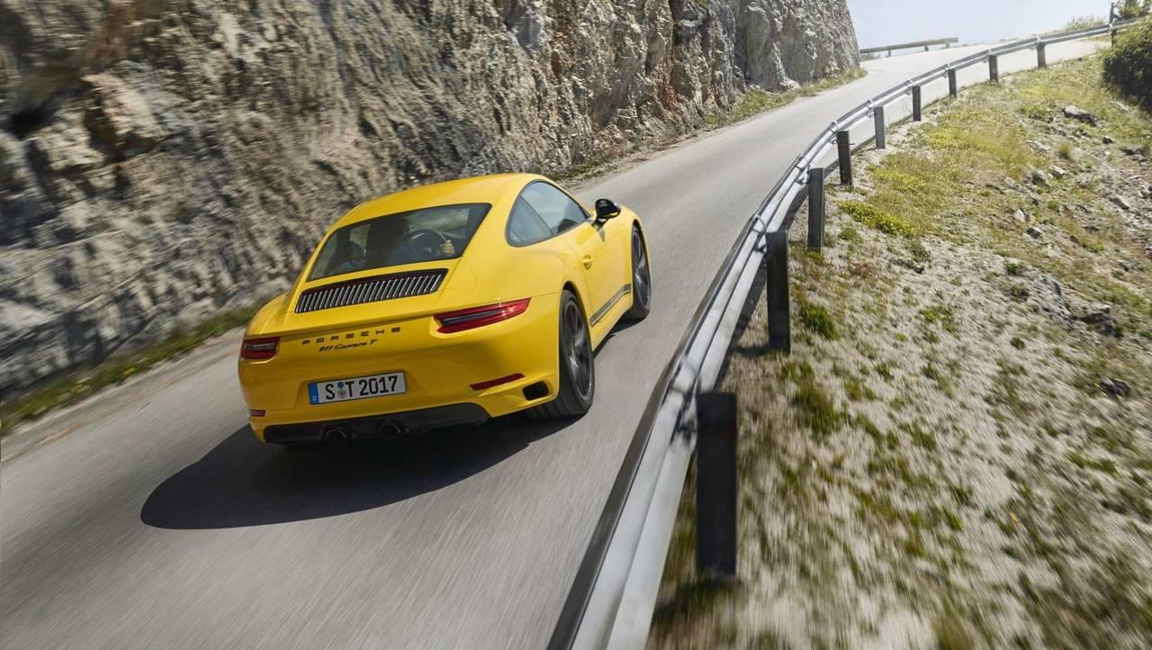 2018 Porsche 911 Carrera T