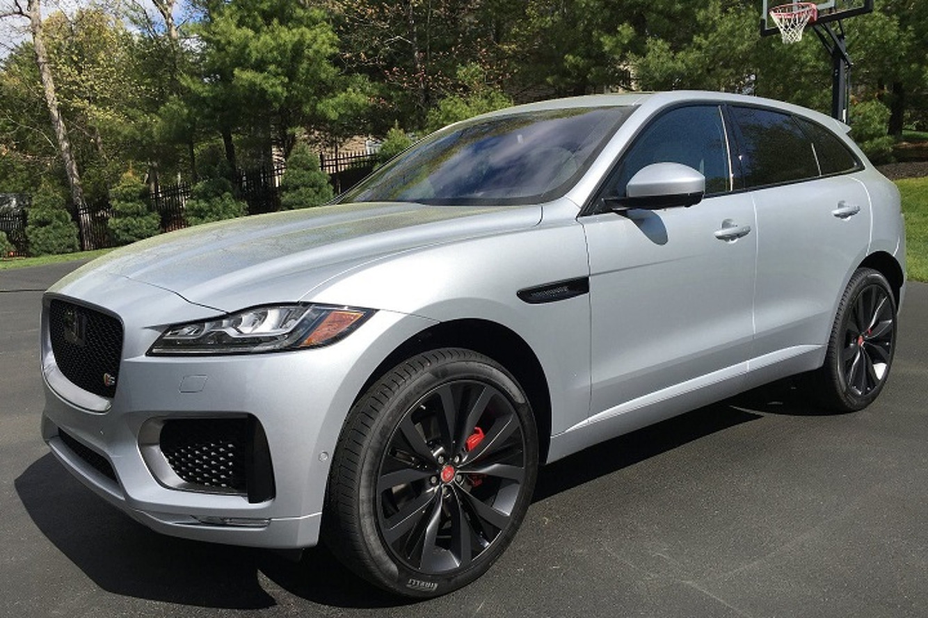 First Edition Jaguar F-Pace Shows Up on eBay, Only One of 200