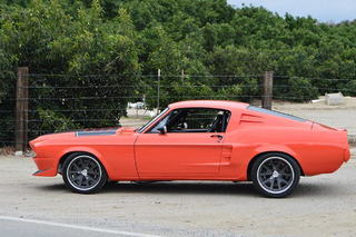 1968 Mustang Villain Definitely Lives Up to its Name: First Drive