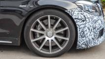 2017 Mercedes-AMG S63 spied