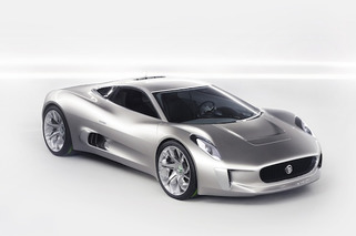 The Jaguar C-X75 is Dead