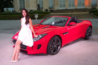 Jaguar Presents the F-Type With 495-HP V8...and Lana Del Rey [w/Video]