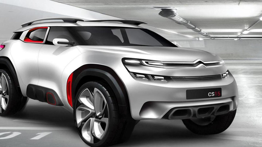 Citroen to introduce a bold and creative concept in Frankfurt
