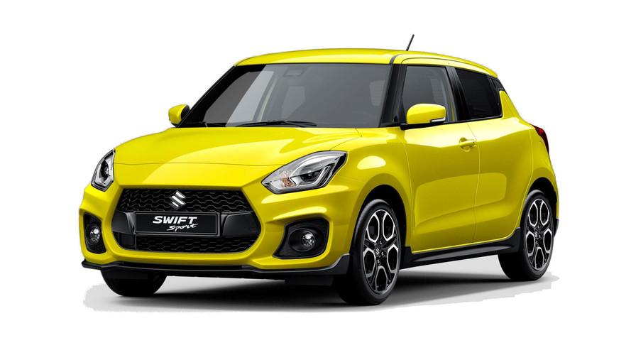 Suzuki Swift Sport Frankfurt'ta tanıtılacak