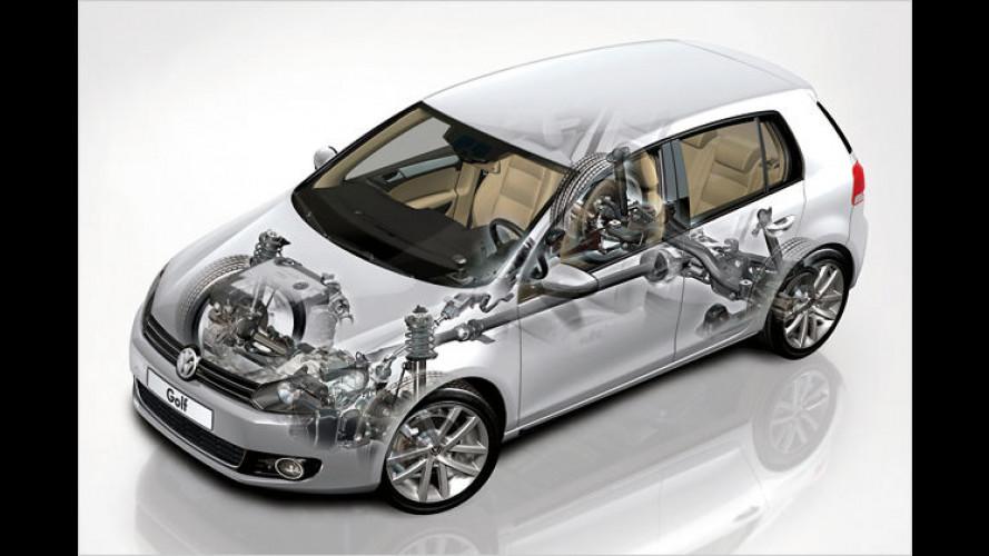 Golf VI ab sofort auch als 4Motion-Version erhältlich