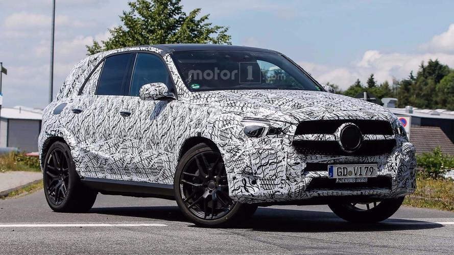 2020 Mercedes-AMG GLE 63 ilk defa görüntülendi