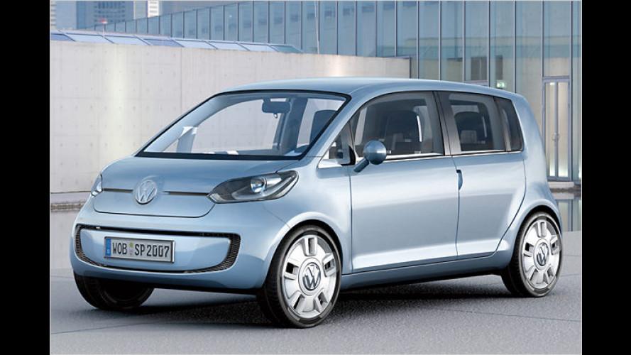 Tokio 2007: Kompaktes Raumwunder von Volkswagen