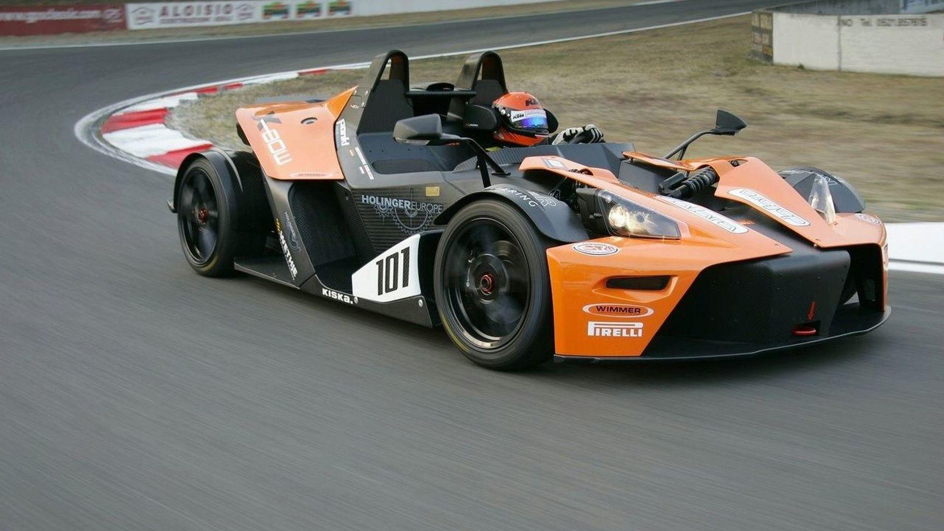 KTM X Bow RACE Model Priced at EUR 82 900 Ex works