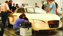 Building the Audi Le Mans Concept