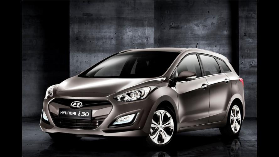 Hyundai i30cw: Kombi-Premiere in Genf