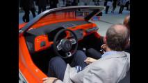 Volkswagen up! - Le show car del Salone di Francoforte