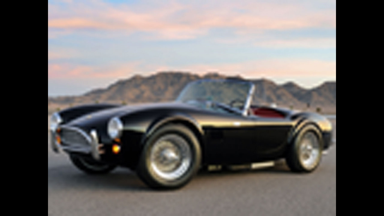 Shelby Cobra 50th Anniversary Special Edition