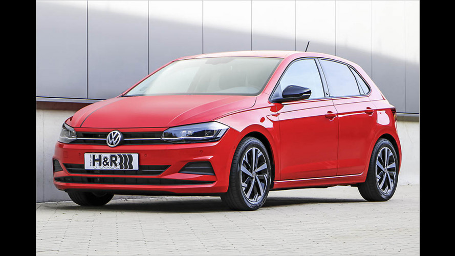 Neuer VW Polo geht in die Knie