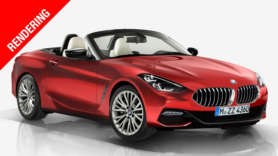 Nuova BMW Z4, come ti rifaccio la spider