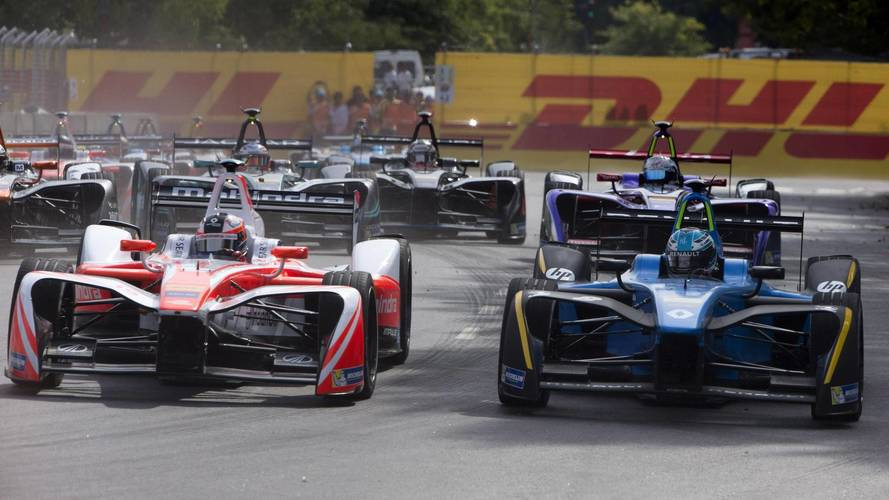 Here's How To Buy Your Own Formula E Race Car For Under $300,000