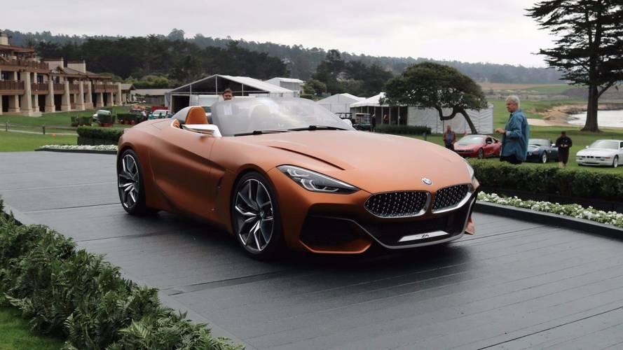 BMW Z4 - Présenté à Pebble Beach le mois prochain ?