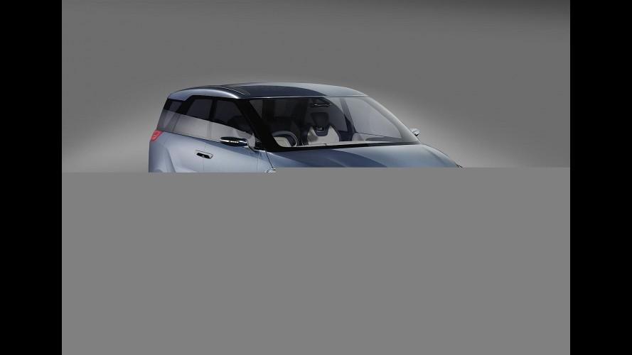 Hyundai Hexa Space Concept