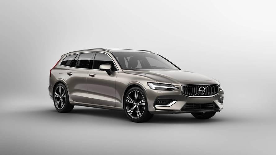 Yeni Volvo V60, Almanlarla çarpışmak için geldi