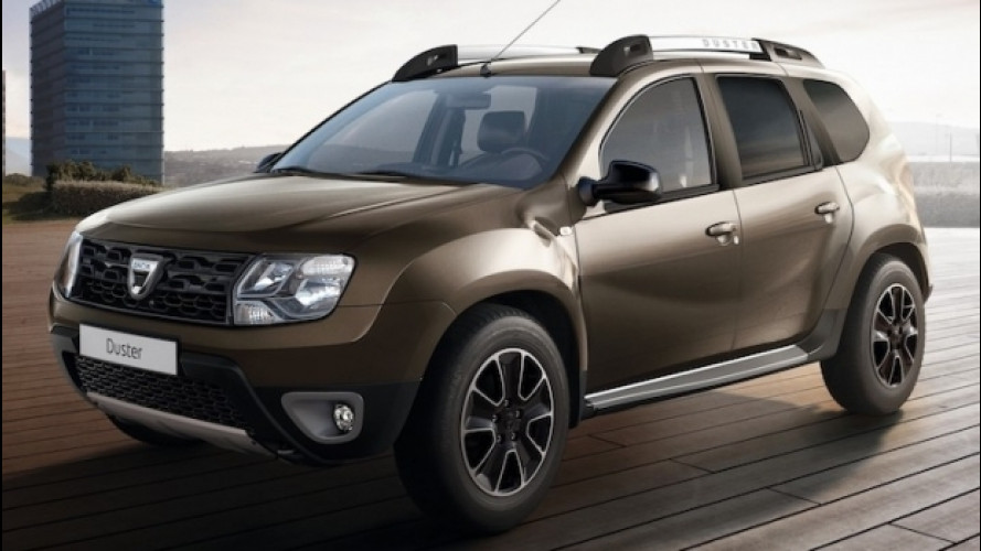 dacia duster ora anche con cambio automatico edc italia. Black Bedroom Furniture Sets. Home Design Ideas