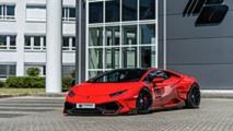 Lamborghini Huracan par Prior Design