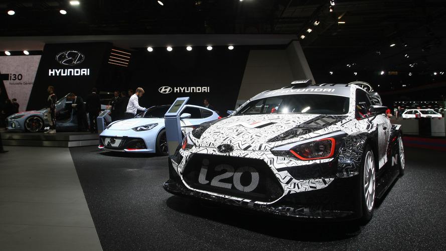 Hyundai i20 WRC - Pour aller chatouiller Volkswagen!