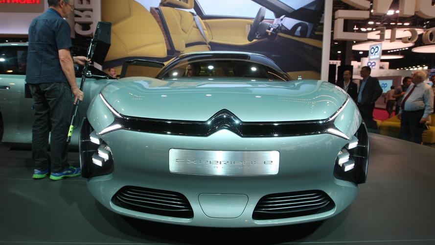 Citroën CXperience Concept - Párizsi Autószalon