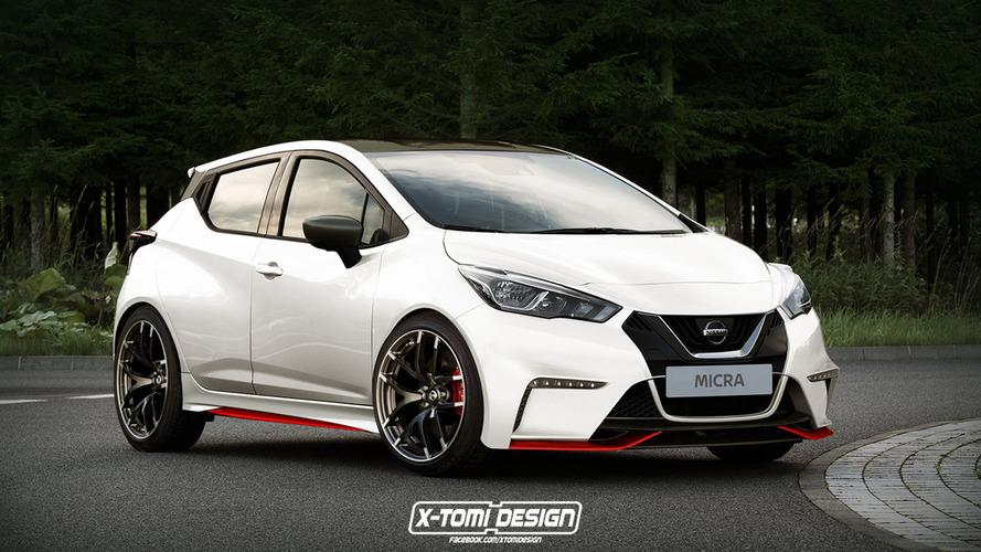Nissan Micra Nismo 2017 - Et si elle ressemblait à ça ?