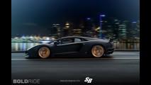 SR Auto Group Lamborghini Aventador Project700 Gold