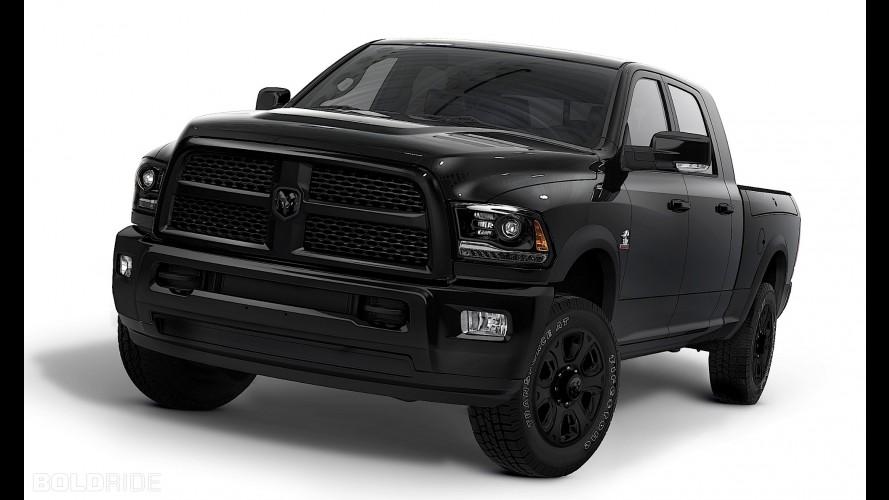 Dodge Ram Black Express