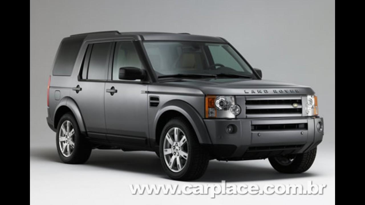 Land Rover fecha 2008 com aumento de 40% nas vendas no País - Brasil é Top 10