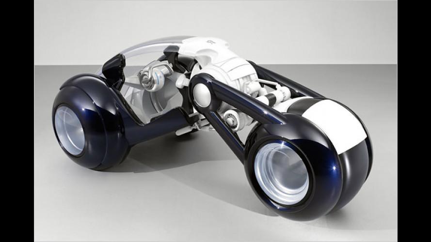 Entwurf für Stadtauto der Zukunft: Peugeot RD Concept Car