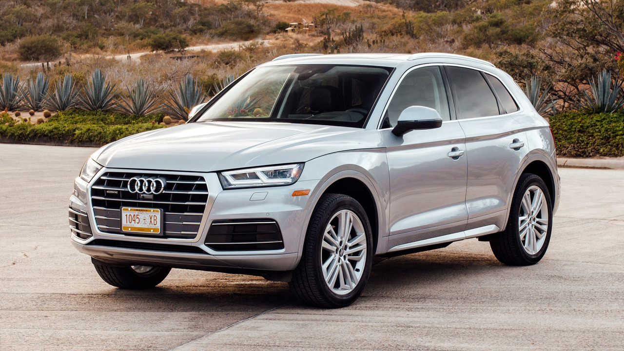 2018 Audi Q5 First Drive Motor1 Com Photos