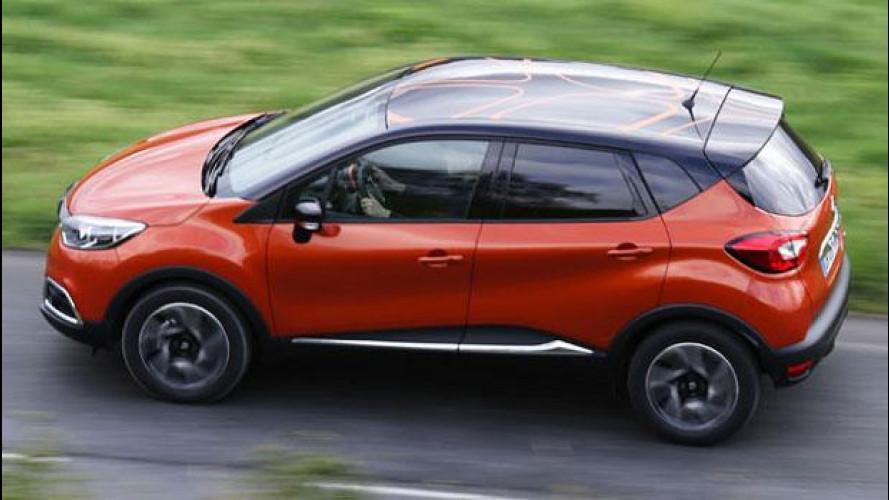 Renault Captur, la SUV che non passa inosservata