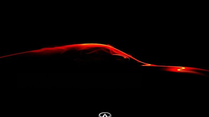 Infiniti trademarks JX; mystery teaser image quietly surfaces