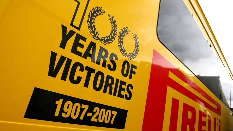 Pirelli wins race to be F1 tyre supplier - reports
