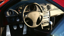 RUF 3400K 25th Anniversary Edition interior