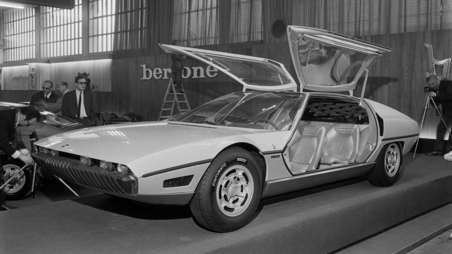 Unuttuğumuz Konseptler: 1967 Lamborghini Marzal