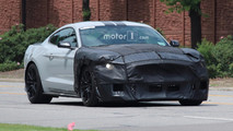 2019 Ford Mustang Shelby GT500 Spy Photos