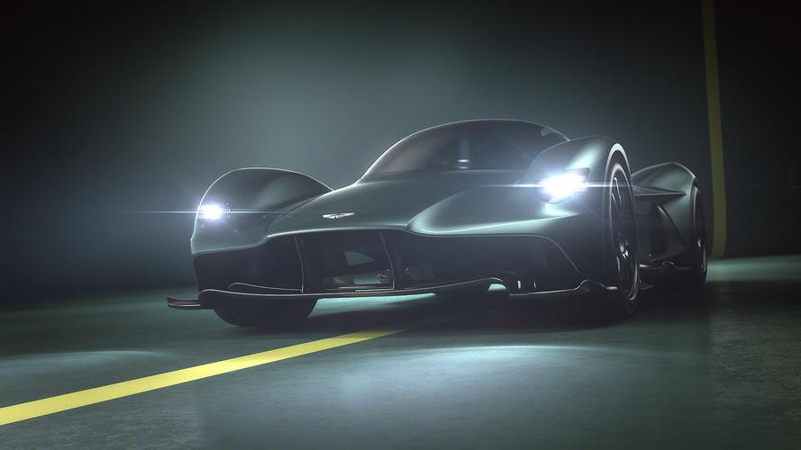 Aston Martin AM-RB 001 de kim? O artık Valkyrie