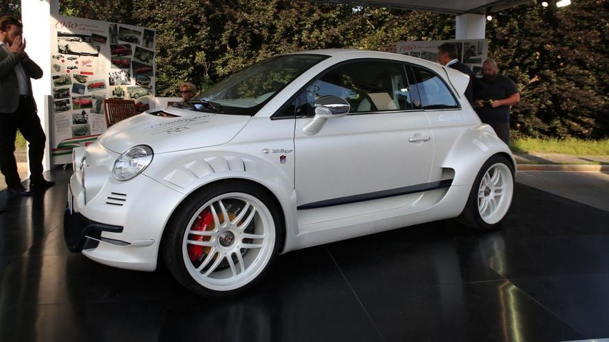 Une Fiat 500 à moteur Alfa Romeo de 350 chevaux !