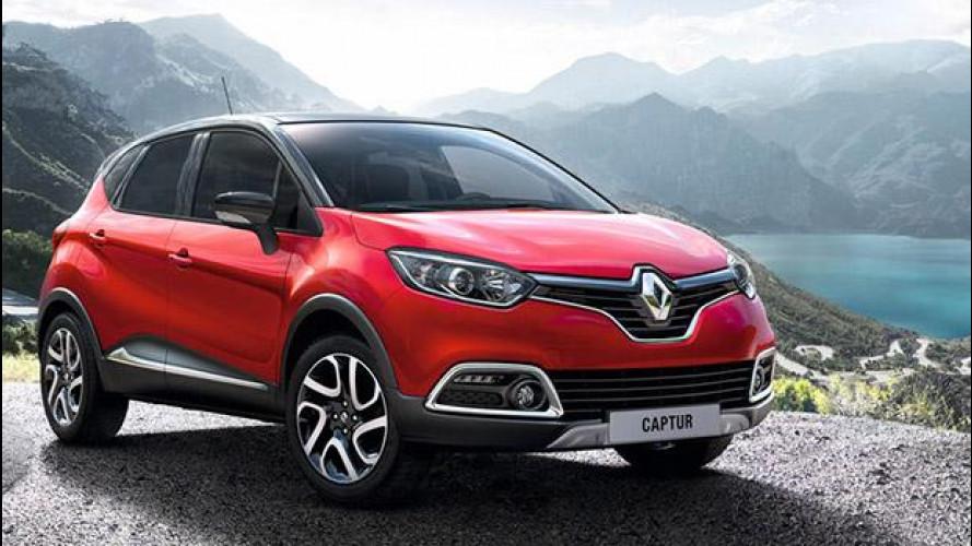 Renault Captur Project Runway, prezzi da 21.550 euro