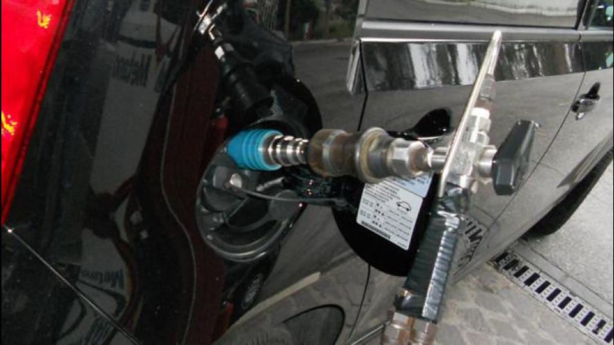Auto a GPL e metano, Emilia Romagna al top