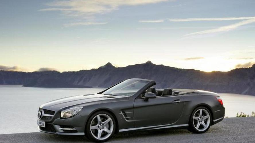 2013 Mercedes-Benz SL-Class video series