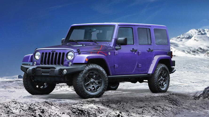 Jeep Wrangler Backcountry & Grand Cherokee SRT Night unveiled
