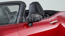 2016 Fiat 124 Spider render