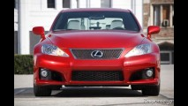 Lexus IS-F 2011: Site japonês revela fotos da versão esportiva do sedan