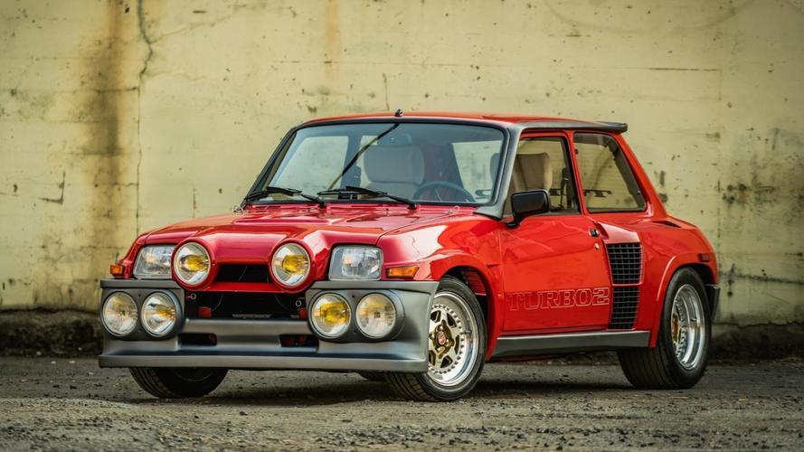 Mise à jour - Cette Renault 5 Turbo 2 Evolution s'est vendue pour...